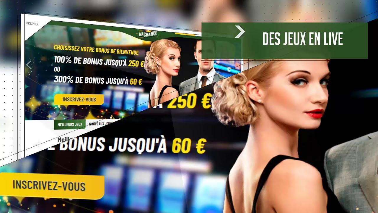Notre avis sur Machance : le meilleur casino en ligne ?
